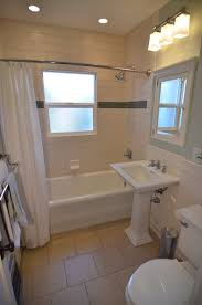 Bungalow Bathroom Ideas A 1920 S Bathroom Gets A New Look That Goes With The Era Of The