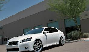 lexus gs wheels lexus gs on lightweight wheels giovanna luxury wheels