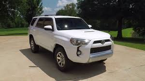 2014 toyota 4runner trail edition for sale tn 2014 toyota 4runner trail 4x4 white used for sale info