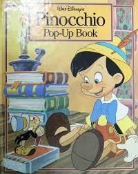 walt disney u0027s pinocchio pop book michael horowitz rodger