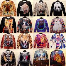 3d sweater graphic hoodies for tulips clothing