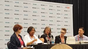 librarians shout u0027n share their literary finds bookexpo 2017