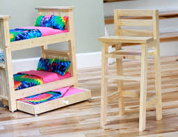 great wooden doll high chair plans and ana white build a doll high