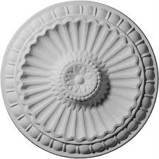 westinghouse 10 in smooth finish ceiling medallion 7703700