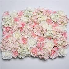 Wedding Flowers Background Online Shop Original Design Wedding Flower Wall Silk Artificial