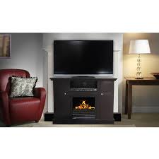 Better Homes And Gardens Crossmill Fireplace Media Console