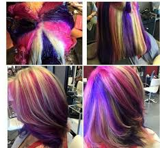 the latest hair colour techniques triangle hair color technique find your perfect hair style