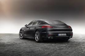 porsche hatchback black refreshing or revolting 2017 porsche panamera motor trend