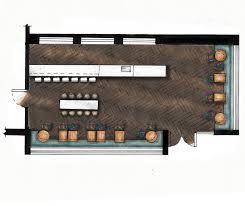 Cafe Floor Plan by Cafe Rendered Floor Plan 2 U2013 Livmkap