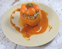 cuisine des balkans punjene paprike poivrons farcis serbe пуњене паприке une