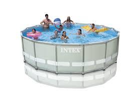 Intex 14 X 42 Decor Ultra Frame Intex Pool Accessories For Outdoor Decoration Ideas