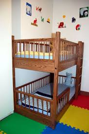 Bunk Bed With Crib On Bottom by 20 Collection Of Bunk Beds Children