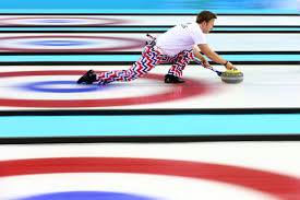 Norwegian Flag Pants The Norwegian Curling Team U0027s Pants A Great Reason To Watch The