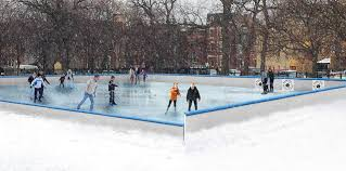 Backyard Ice Rink Plans by Ice Skating In Chicago Outdoor Rinks Serve Up Frozen Fun