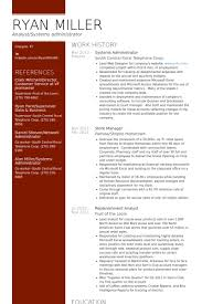 System Administrator Resume Example by Systems Administrator Resume Samples Visualcv Resume Samples