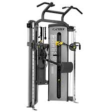 cybex bravo combines the best of selectorized and cable based