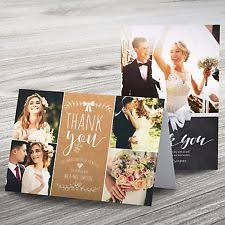 wedding thank you cards wedding invites cards ebay