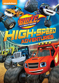 monster truck shows 2015 amazon com blaze u0026 the monster machines high speed adventure