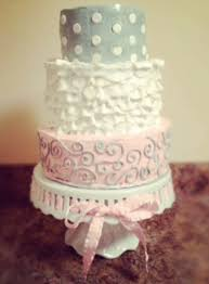 Shabby Chic Baby Shower Cakes by 86 Best Shabby Chic Cakes Images On Pinterest Shabby Chic Cakes