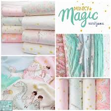 magic minky fabric collection