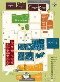 Mall Of America Store Map by Map For University Village Map Seattle Wa 98105