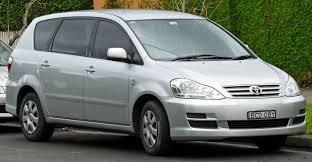 toyota corolla verso 1999 toyota corolla verso 1 generation spacio minivan pics specs