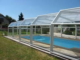 high angle pictures 5 aqua telescopic swimming pool enclosures