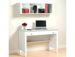 Small Computer Desk With Shelves Storage Computer Desk Interque Co