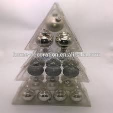 wholesale small size cheap glass blank ornaments made in china
