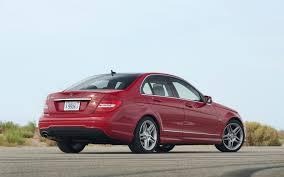 2012 mercedes c250 sedan and c350 coupe test motor trend
