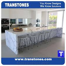 carrara marble kitchen island project show bianco calacatta carrara white marble kitchen islands