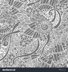 royalty free seamless asian ethnic floral retro u2026 271445726 stock