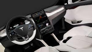 Tesla Interior Model S 2018 Tesla Model X Interior Features 2018 Tesla Model S Review