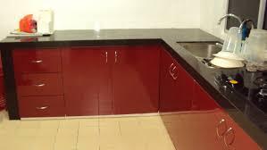 kitchen plastic cabinets interior design ideas
