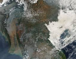 Fires In New Mexico Map by Fires In Southeast Asia Image Of The Day