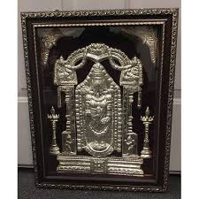 lord venkateswara photo frames with lights and music lord venkateswara photo frame