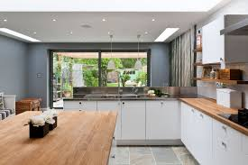 kitchen diner extension ideas 50 degrees north architects ground floor rear extension in south