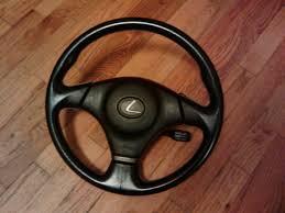 lexus lfa steering wheel for sale fs blk is300 5spd 3 spoke steering wheel clublexus lexus