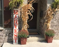 Harvest Decorations For The Home Rustic Fall Decor Etsy