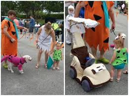 Flinstone Halloween Costume 25 Flintstones Family Costumes Ideas Pebbles
