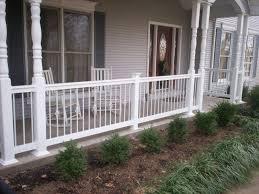 Patio Rails Ideas Images About Porch Rails Front Railings Newest Fencing Ideas