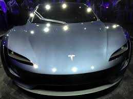 tesla supercar concept new 200 000 tesla roadster speeds out of an electric lorry the