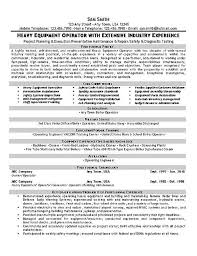 Sample Resume For Forklift Operator by Cnc Machine Operator Resumes Housekeeping Job Description Resume