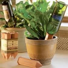 How To Make A Self Watering Planter by 2 Diy Self Watering Ideas While On Vacation Vegetable Gardener