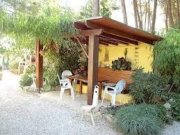 cuisine d été couverte construction terrasse d ete couverte