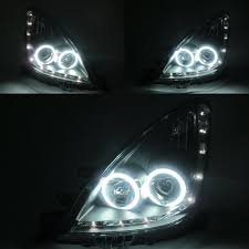 accessories nissan grand livina livina urban sport geniss grand x gear ccfl headlight led drl r8