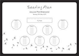 Wedding Seat Chart Template Round Table Seating Plan Template Brokeasshome Com