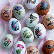 how to make easter eggs make easter egg transfer decorations sewyeah