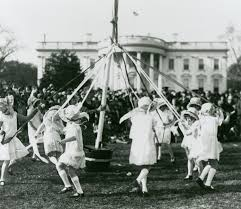 photos the white house easter egg roll throughout history pbs
