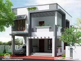 designer home plans terrific 34 bedroom modern flat roof house